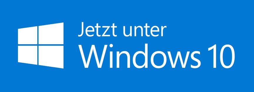 Jetzt unter Windows 10
